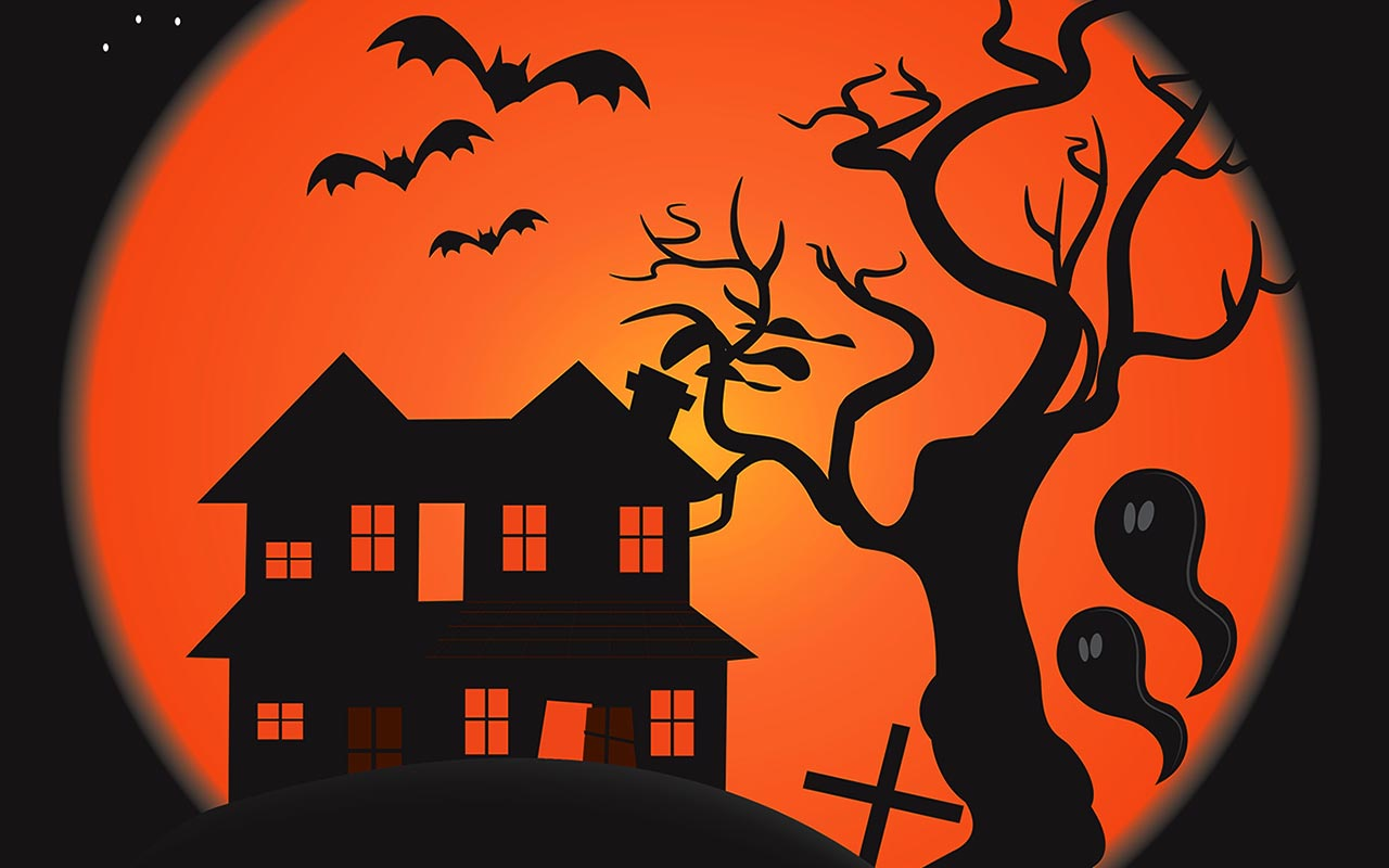 Halloween Party! Friday, October 27th from 6-9pm